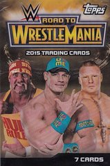 2015 Topps WWE Road To Wrestlemania Classic Wrestlemania Matches Insert card choose your numbers from the list