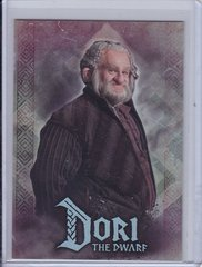 2014 Cryptozoic The Hobbit Foil Character Biography card CB-08 Dori