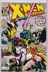 1992 Marvel X-Men Adventures #1 1st Issue