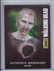 Walking Dead Season 4 Part 1 Walker Wardrobe card M14