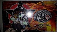 8 Seconds PBR Bull Riding 24 Pack Hobby box 6 Auto's / Memorabilia
