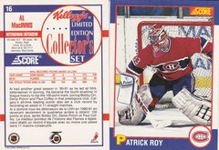 1991-92 Score Kellogg's Hockey choose your card numbers from the list
