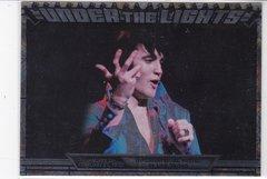 Elvis Milestones 2010 Press Pass Under The Lights Insert card UTL 2/12