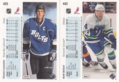 2010-11 Upper Deck Hockey Series 2 20th Anniversary cards Choose your numbers from the list