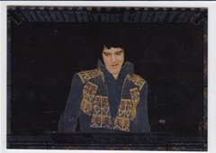 Elvis Milestones 2010 Press Pass Under The Lights Insert card UTL 10/12