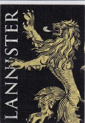 Game Of Thrones Season 2 Family Sigil Insert card H3 Lannister