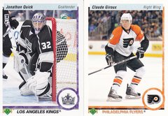 2010-11 Upper Deck Hockey Series 1 20th Anniversary cards Choose your numbers from the list