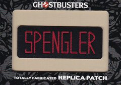 Ghostbusters Totally Fabricated Replica Patch card H3 Spengler