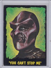 1964 O-Pee-Chee The Outer Limits Card #37