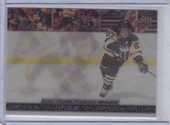 Sidney Crosby 2017-18 Tim Hortons Triple Exposure card TE-1