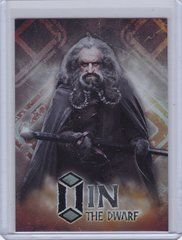 2014 Cryptozoic The Hobbit Foil Character Biography card CB-11 Oin