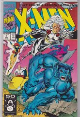 1991 Marvel X-Men #1 1st Issue A Legend Reborn Beast Storm Cover