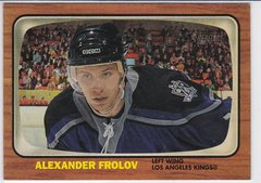 Alexander Frolov 2002-03 Topps Heritage Hockey Rookie card #133