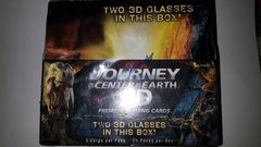 Journey To The Center Of The Earth 3D Factory Sealed 24 Pack Box