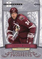 Daniel Winnick 2007-08 Fleer Hot Prospects Rookie card #192 #d 503/999