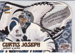 Curtis Joseph 2000-01 McDonald's Pacific Glove Side Net Fusions card #6
