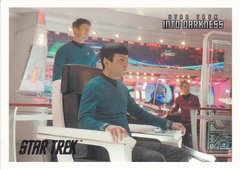 Star Trek Movies Into Darkness card #78 Silver Parallel #d 070/200