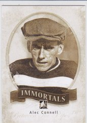Alec Connell 2013-14 Between The Pipes Immortals card I-05