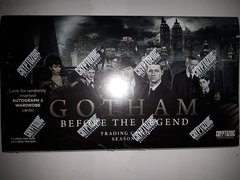 Gotham Season 1 Factory Sealed 24 Pack Box Cryptozoic