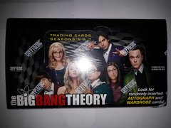 Big Bang Theory Seasons 6 & 7 Factory Sealed 24 Pack Box Cryptozoic