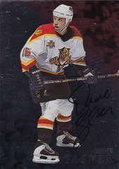 Dave Gagner 1998-99 Be A Player Autographed card # 57