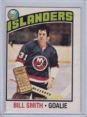 Bill Smith 1976-77 O-Pee-Chee Hockey card #46