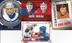 2013-14 Enforcers 2 Hockey Base cards Choose your numbers from the list