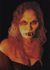1992 Comic Images Fangoria Chrome Insert card 5C She Vampire