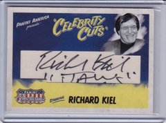 "Richard Kiel 2011 Americana Celebrity Cuts Autograph #d 21/50 ""Jaws"""