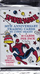 1992 Spider-Man 2 30th Anniversary Trading cards Sealed 10 card pack