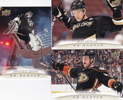 2011-12 Upper Deck Hockey Canvas cards