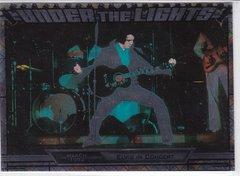 Elvis Milestones 2010 Press Pass Under The Lights Insert card UTL 8/12