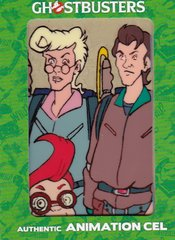 Ghostbusters Authentic Real Ghostbusters Animation Cel card 1/1 Egon Peter