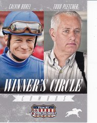2015 Americana Winners Circle Combos cards Choose your numbers from the list