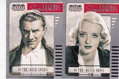 2015 Americana Screen Legends cards Choose your numbers from the list