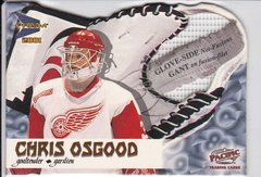 Chris Osgood 2000-01 McDonald's Pacific Glove Side Net Fusions card #3