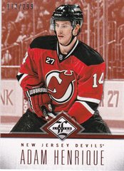 Adam Henrique 2012-13 Limited Hockey base card #22 #d 132/299