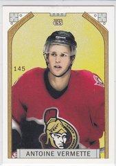 Antoine Vermette 2003-04 Topps C55 Hockey Rookie card #145