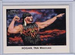 Hulk Hogan 2010 Tristar TNA Xtreme Wrestling Obak card #X1