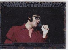 Elvis Milestones 2010 Press Pass Under The Lights Insert card UTL 4/12