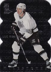Luc Robitaille 1998-99 Be A Player Milestones card # M18