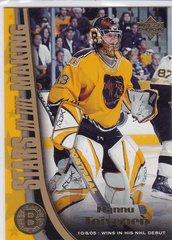 Hannu Toivonen 2005-06 Upper Deck Hockey Stars In The Making card SM9