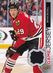Bryan Bickell 2014-15 Upper Deck UD Game Jersey card GJ-BI