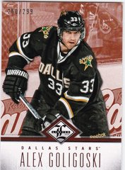 Alex Goligoski 2012-13 Limited Hockey base card #97 #d 260/299