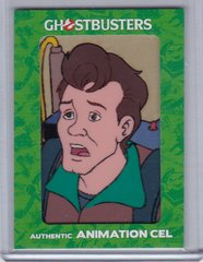 Ghostbusters Authentic Real Ghostbusters Peter Venkman Animation Cel 1/1
