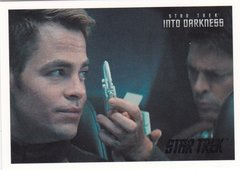 Star Trek Movies Into Darkness card #25 Silver Parallel #d 025/200