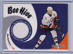 Alexei Yashin 2003-04 BeeHive Hockey Game-Used Jersey card JT-8