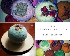 DD's Herbal, Moisturizing 12 MINI Bath Bombs/Limited Time Free Shipping - Reiki Charged