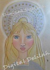 Angelette, Pan Pastels
