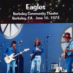 Eagles - Berkeley 1973 (CD)